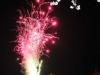 湖畔の花火大会1