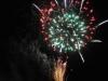 湖畔の花火大会13