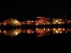 八鶴湖 夜桜ライトアップ4