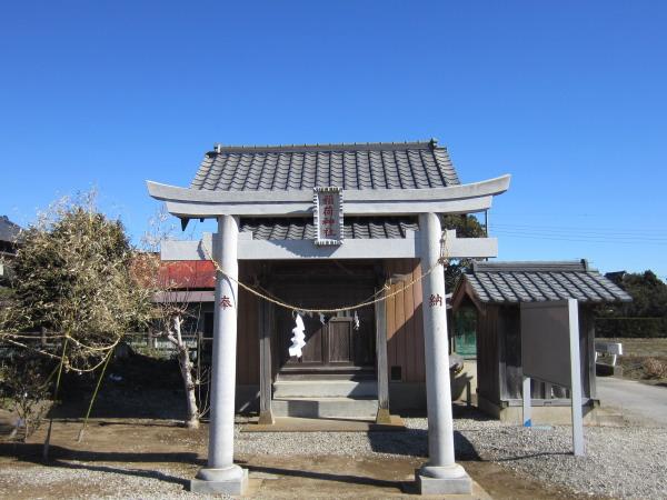 稲荷神社(将門稲荷)